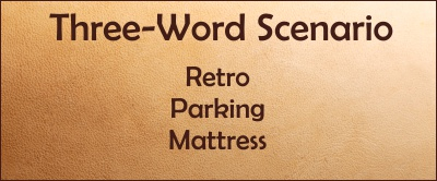Retro, Parking, and Mattress